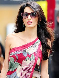 Hot Amal Clooney Awesome Look
