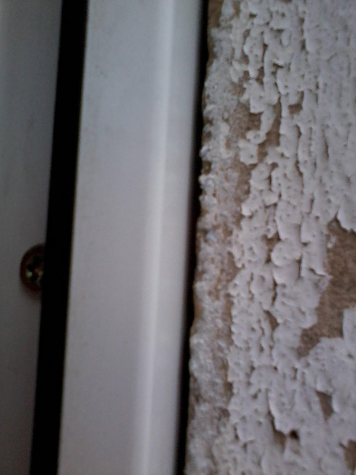 Заделка швов гипсокартона и стены
