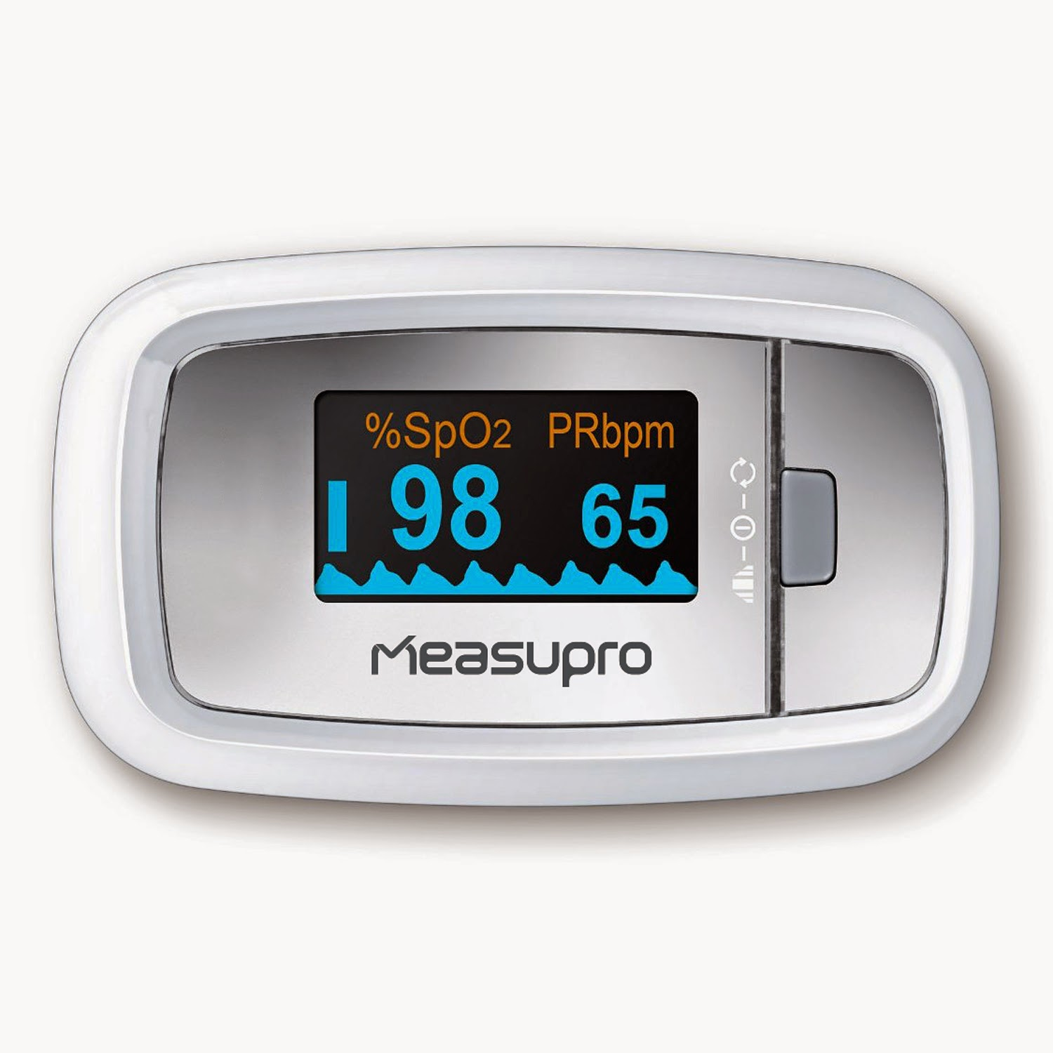 MeasuPro OX100 Instant Read Pulse Oximeter