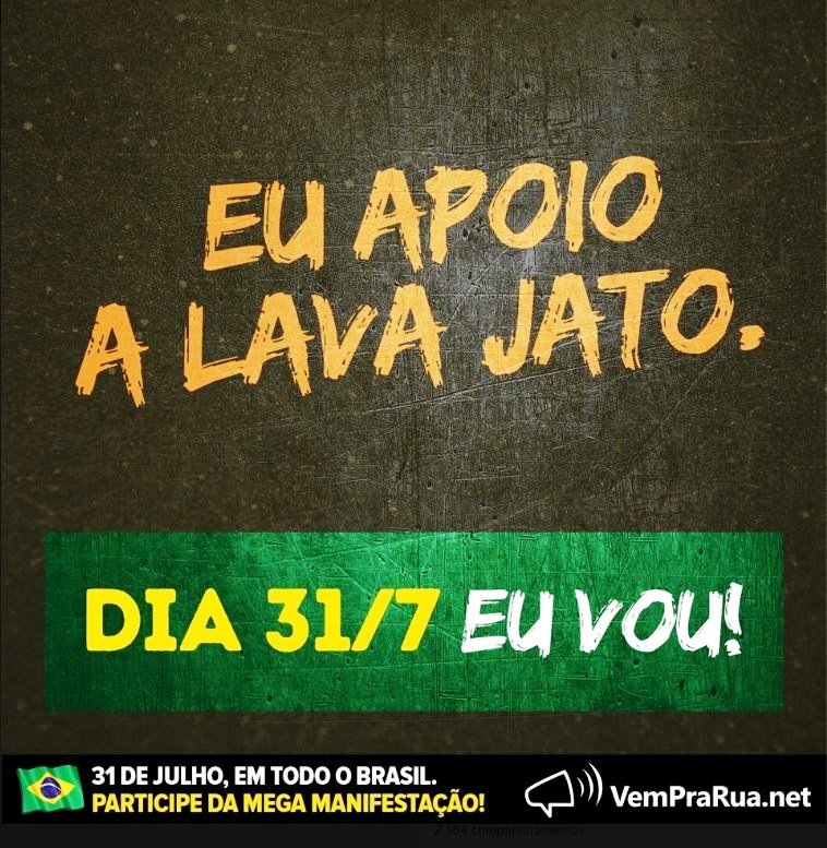 31 de julho: Brasil e Exterior