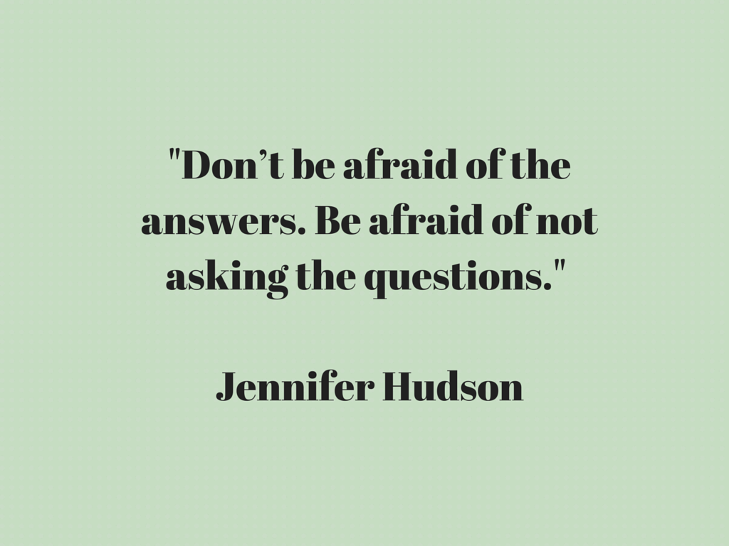 Happy Friday, Links, Quote, Jennifer Hudson