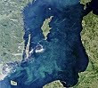 Baltic Sea algae blooms, 2010.