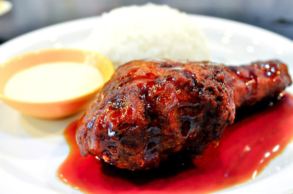 Foodie from the Metro - Chubby Chicken Katipunan One Piece