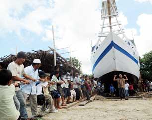 Pelaut Indonesia - Foto Gambar Wallpaper Lucu Seksi Unik Terbaru 2013