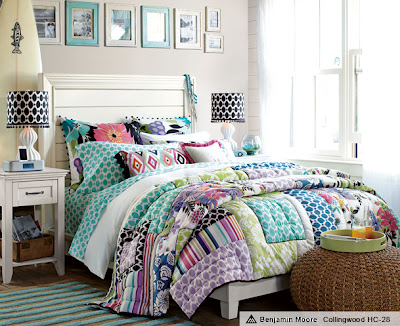 Lovely Bedroom In 'woods' Theme Add Lots Of Colors, It Stimulates