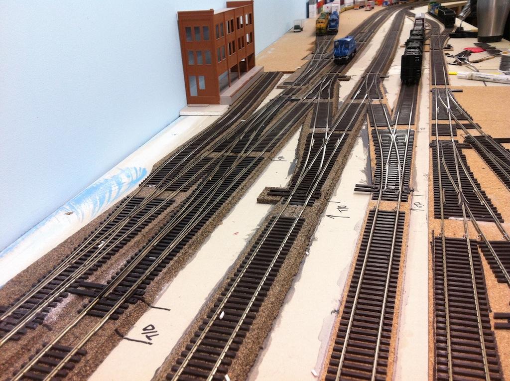 Jl U0026t Railroad  February 2012