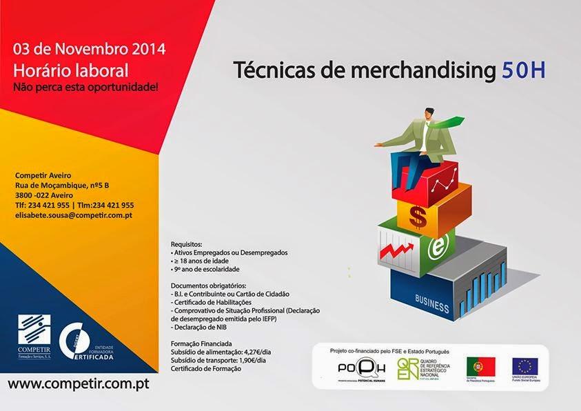 curso financiado para desempregados em Aveiro