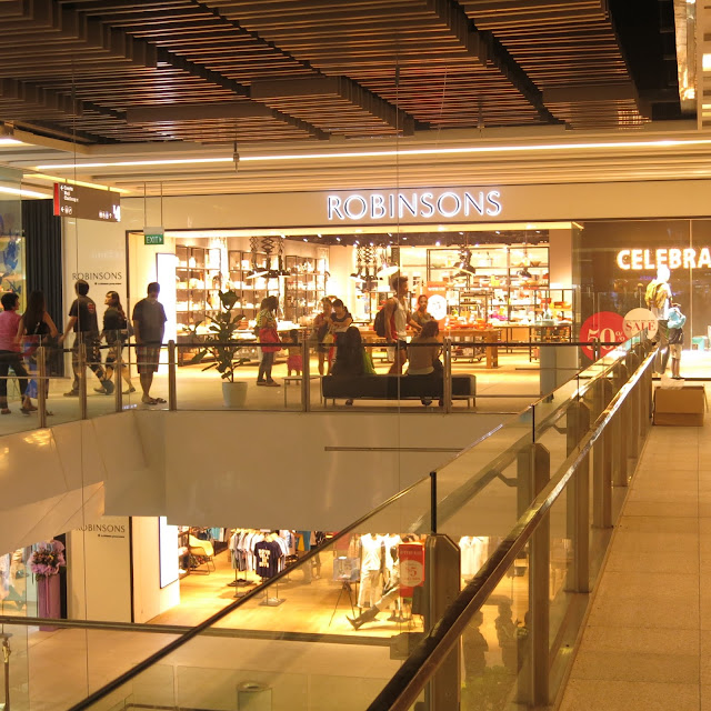 Robinsons at JEM
