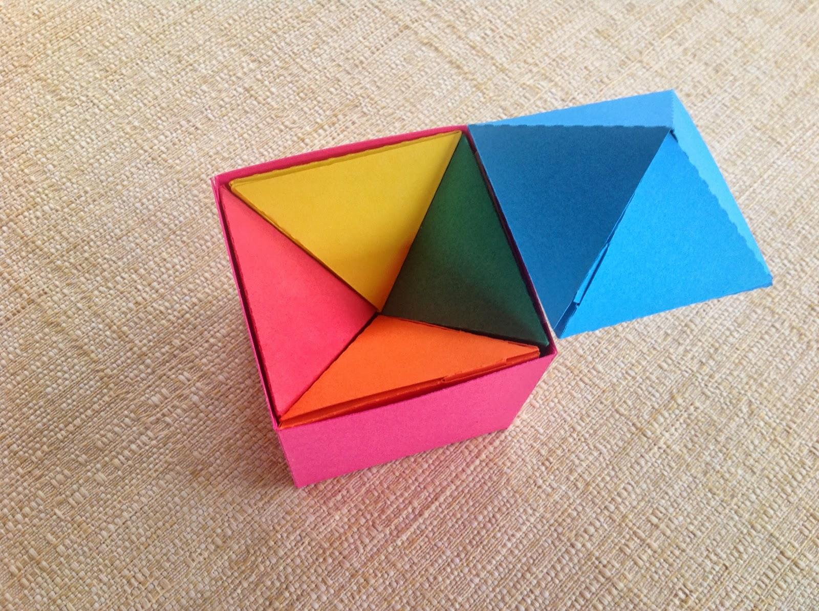 ϻ�this Activity Demonstrates Volume Parts Of A Whole Are Added Together To  Calculate The Total Volume Of The Cube Remember That The Volume Of The  Pyramid