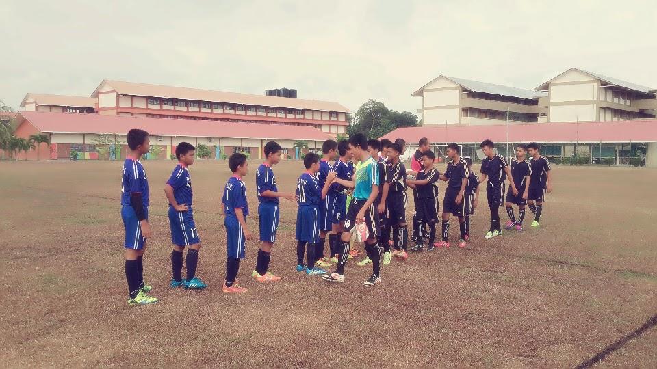 Pertandingan Bola Sepak MSS Peringkat Bahagian Tenggara