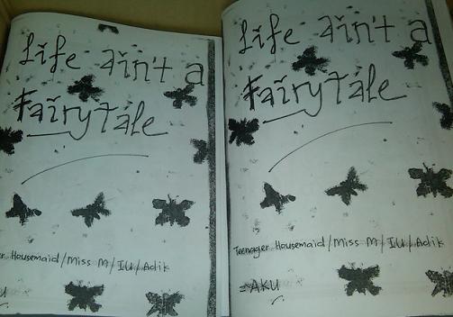 Zine : Life Ain't A Fairytale