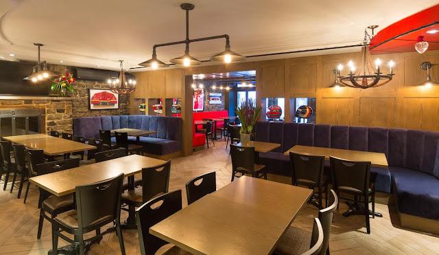 Restaurant italien Portofino Vieux Québec