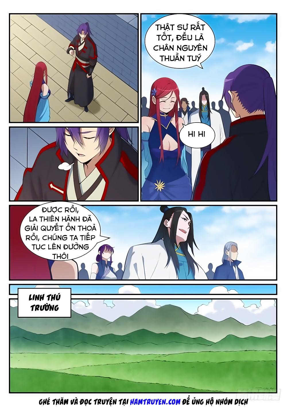 Bách Luyện Thành Thần Chap 402 Trang 13