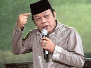 Tanggal 01 Juni 2014 : Jl.GANDARIA I Gg.H.AOM - KRAMAT PELA -JAKARTA SELATAN ( HAUL KE IIIALM AL MAGHFURLAH DR.KHZAENUDDIN MZ )
