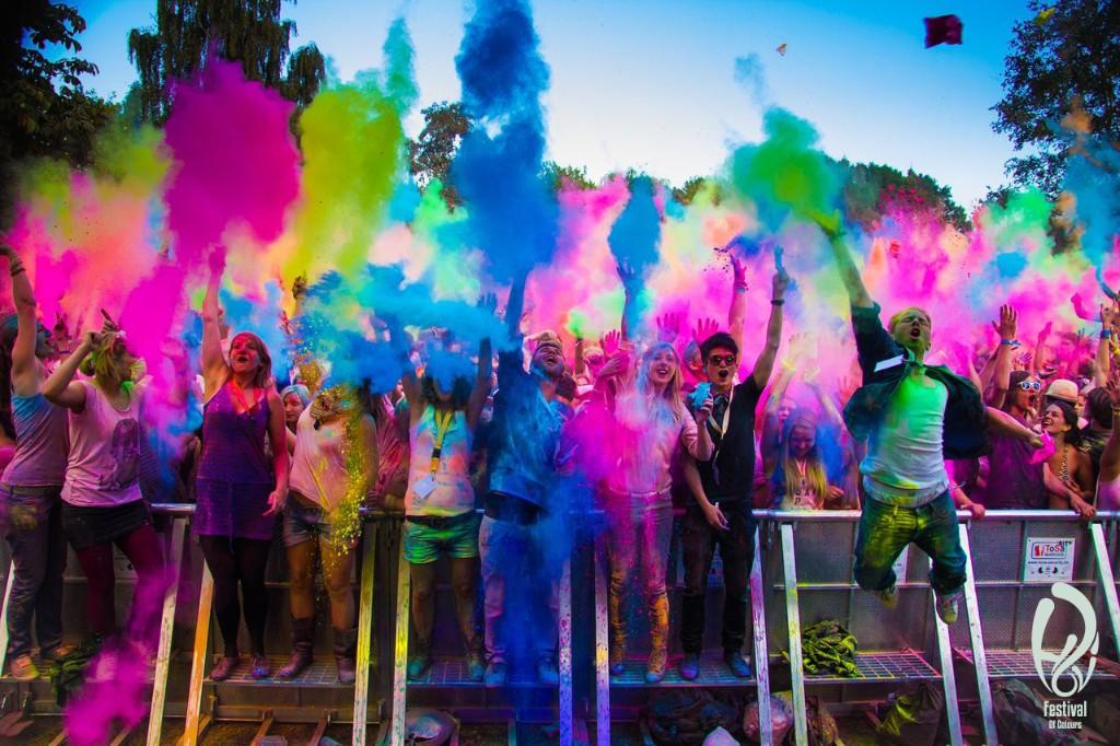 Den Beitrag 'Holi Festival of Colours' lesen