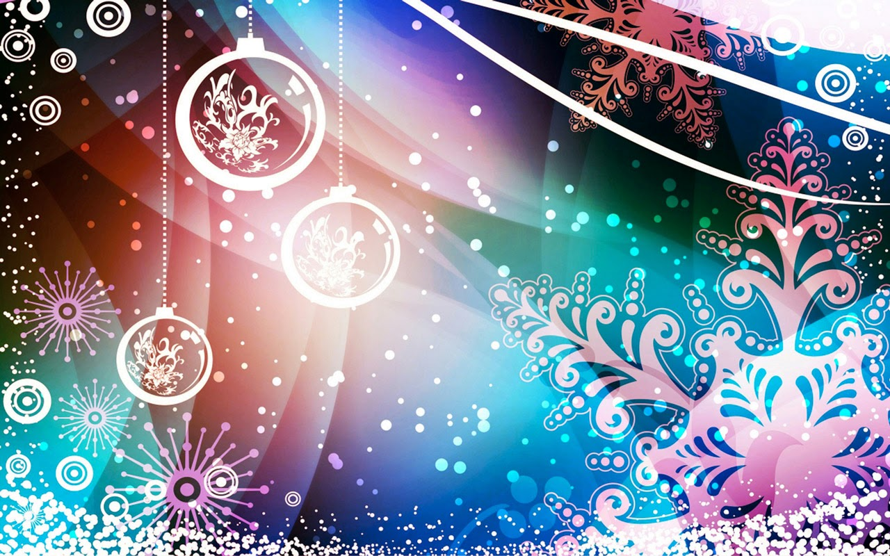 free christmas desktop background wallpaper