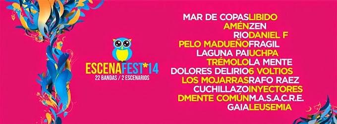 Escena Fest 2014 en Arequipa - 15 de noviembre