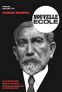 Nouvelle Ecole n°66 - Charles Maurras