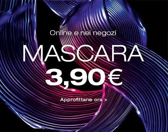KIKO - Mascara a 3,90€