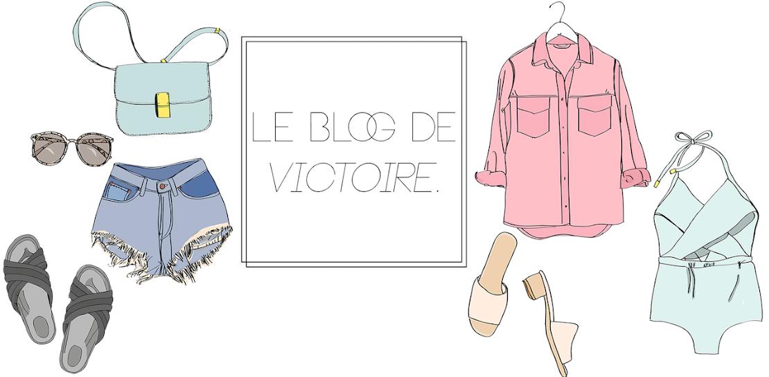 Le blog de Victoire