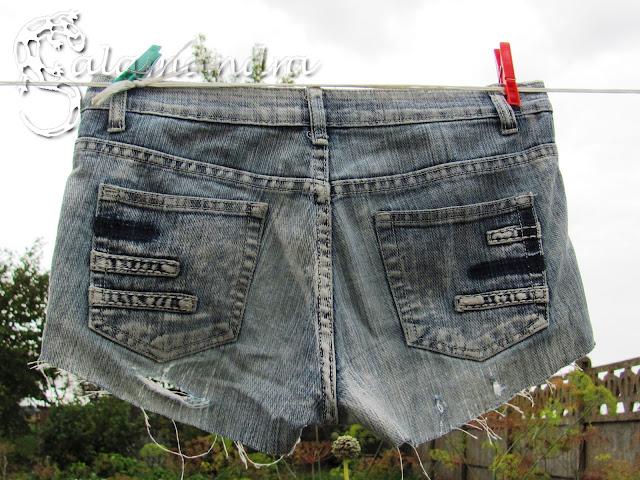 Przerabianie spodni