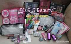 D.G.S.Beauty's Summer Giveaway!