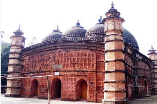 historical mosque of tangail