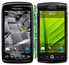 Spesifikasi BlackBerry Tourch 9850