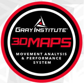 GRAY INSTITUTE 3DMAPS CERTIFIED