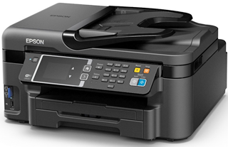 Epson WorkForce WF-3620 Driver Download