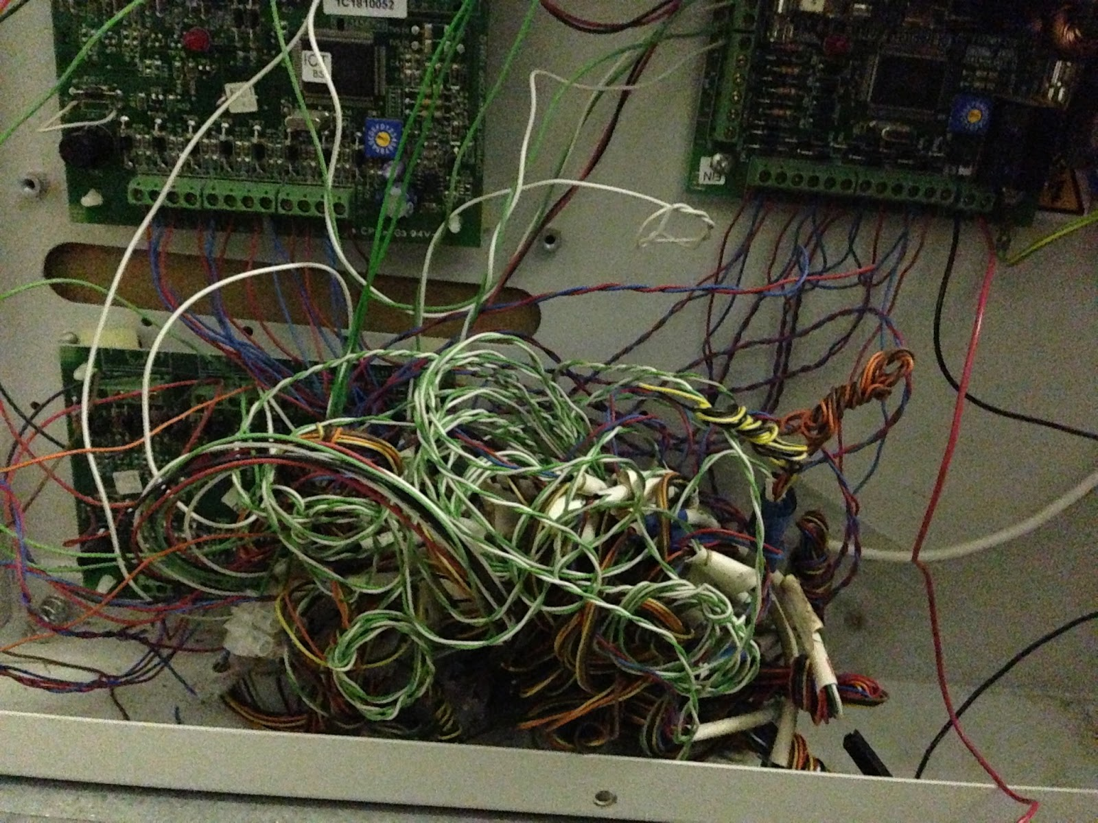 wiring why they quote you cheaper rh dsshir com control panel wiring standards Electrical Control Panels
