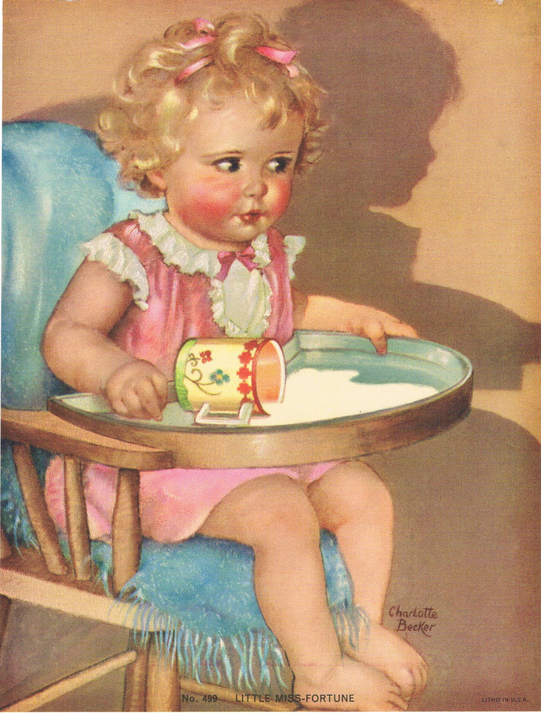 Acqua Magica Charlotte Becker P7 Feeding Babies