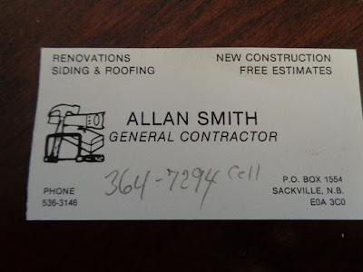 Allan Smith Contracting