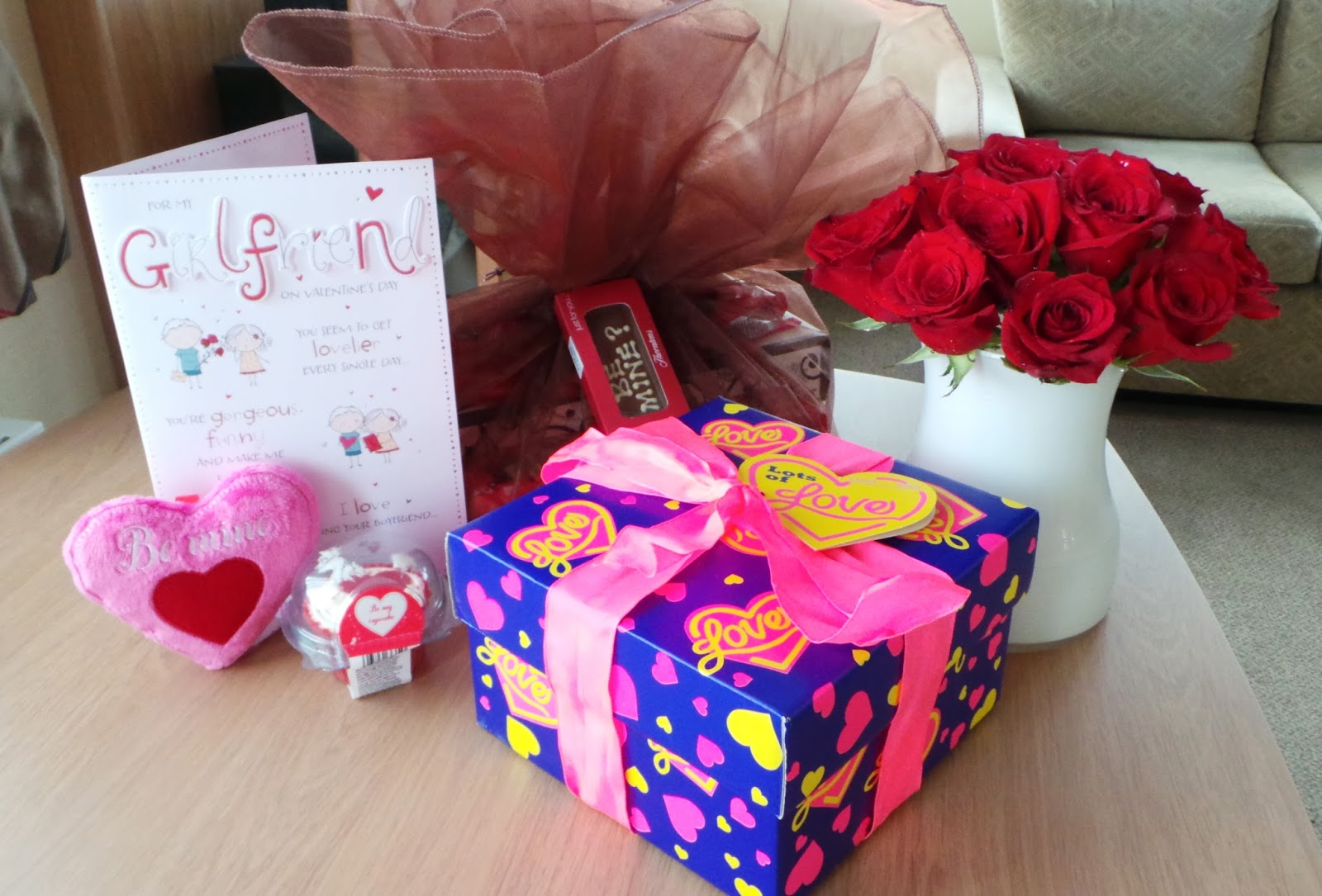 Valentines Gift Ideas For Her Girlfriend Partner Fiancee