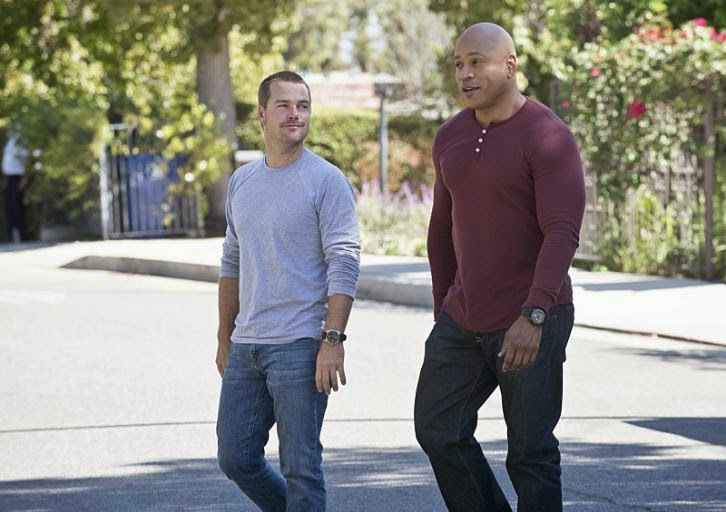 NCIS: Los Angeles - Episode 6.10 - Reign Fall - Press Release + Promotional Photos