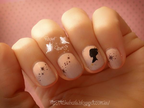 nail art vintage