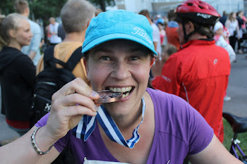 Helsinki City Marathon 2012