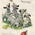 Τα σκυλάκια Δαλματίας διαφημίζουν...