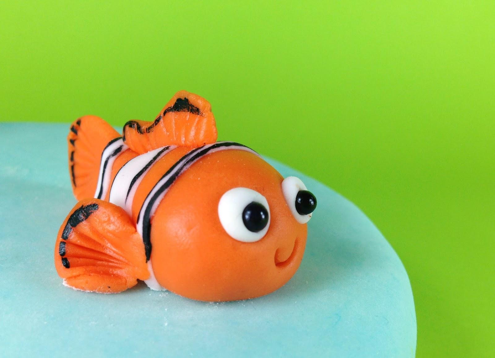 fondant fish
