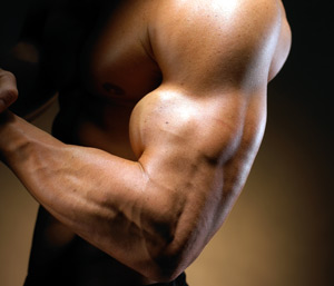 can you build big muscles without steroids