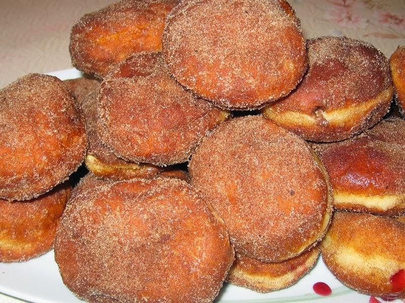 Sos recette beignets boule de berlin - Recette boule de berlin moelleuse ...