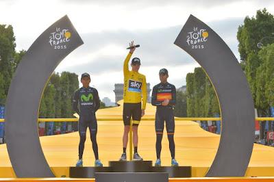 Froome Quintana Valverde