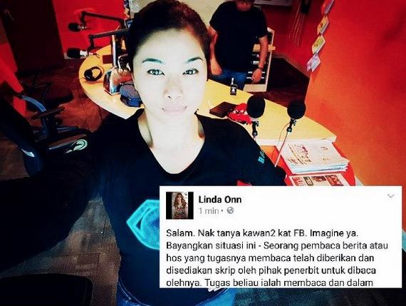 Perkembangan Kes Linda Onn Fitnah Majalah Ujang