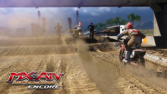 MX vs ATV Supercross Encore Edition Download Photo