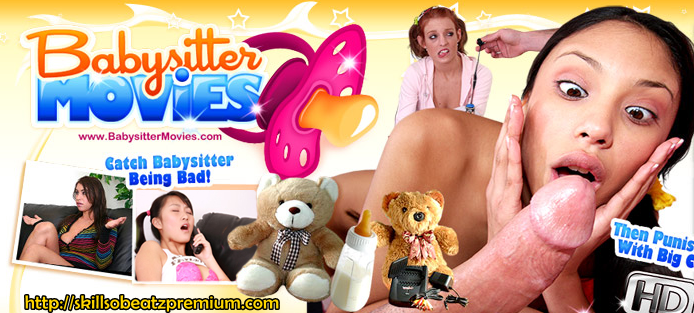 Babysitter Movies - Babysitter Porn, Babysitter Sex, & Babysitter Fuck | The baby sitter is punished with a big cock in exclusive babysitter porn videos