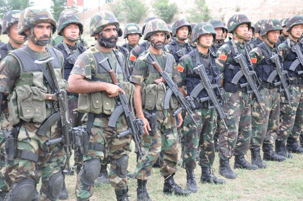 Pakistan Cyber Force: Pakistan-China Special Forces start ...