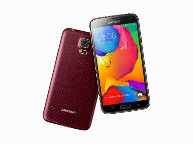 Spesifikasi dan Harga Samsung Galaxy S5 LTE-A | Varian Terbaru Samsung Galaxy S5