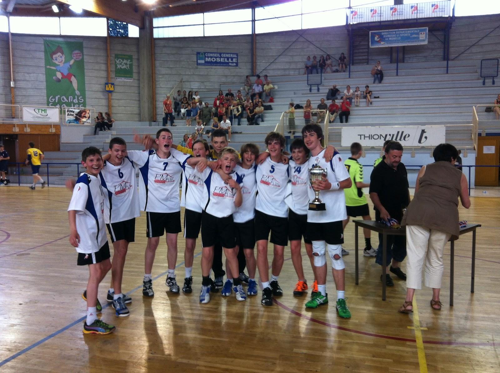Bouzonville handball for Piscine de bouzonville