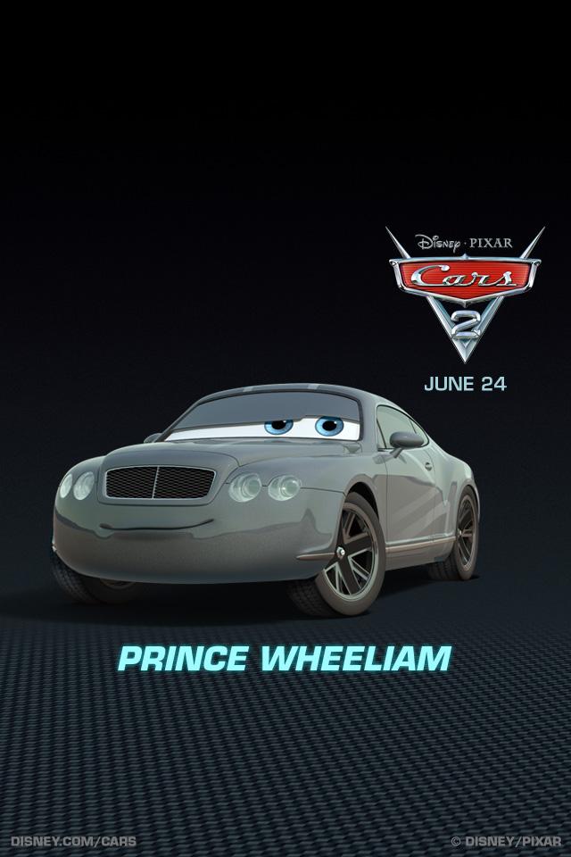 cars 2 prince wheeliam