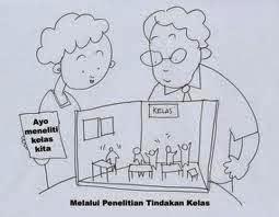 CONTOH PROPOSAL PENELITIAN TINDAKAN KELAS
